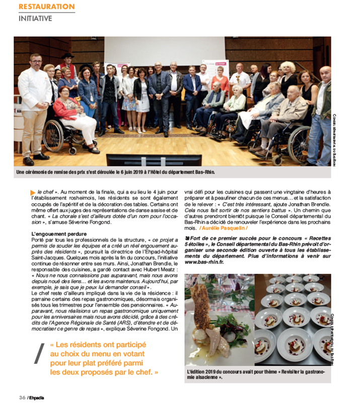 concour culinaire c